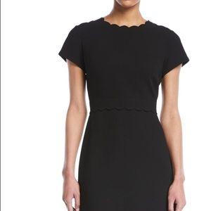 NWT BLACK SANTINA DRESS 10